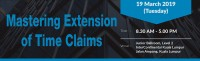 Mastering Extension of Time Claims